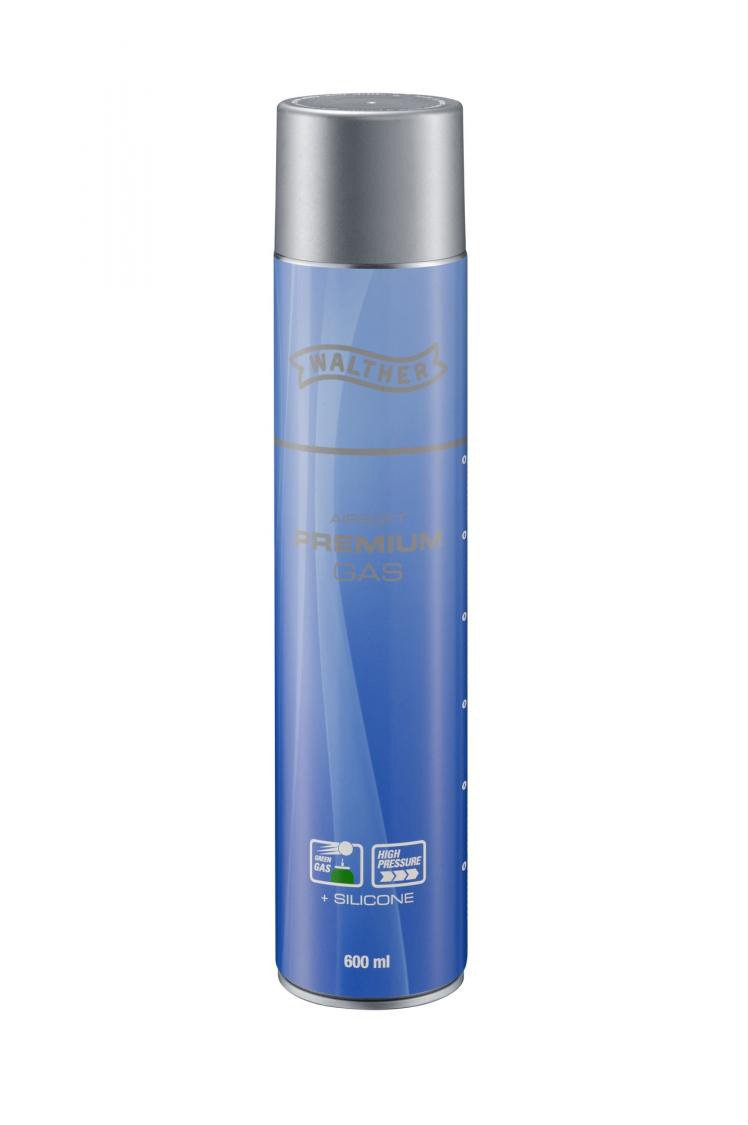 Walther Airsoft Premium Gas - 760 ml Vol.