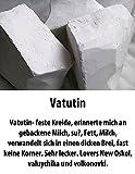 Chalk natural,Edible chalk,Edible chalk,chunks Russian, Chalk ''Vatutin'' 200gr.