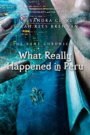 book cover of What Really Happened in Peru