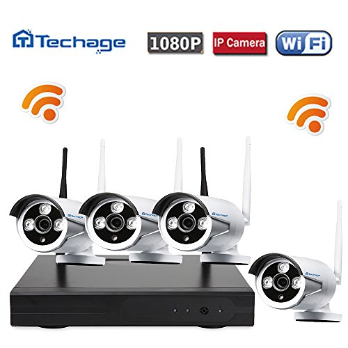 Techage Security Wireless Waterproof Surveillance product image