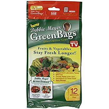 debbie meyer green bags instructions