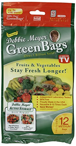 Green Bags To Preserve Food - 2