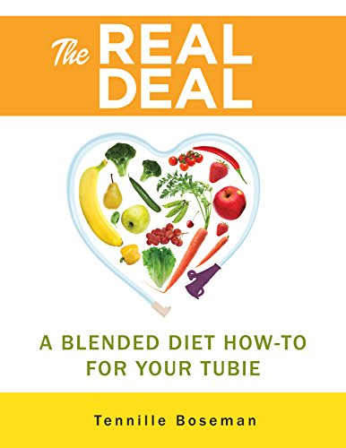 (The Real Deal: A Blended Diet How-To For Your Tubie)
