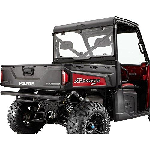 Rear Full Quarter Panel (Polaris 2879134 Lock & Ride Pro-Fit Poly Rear Panel)