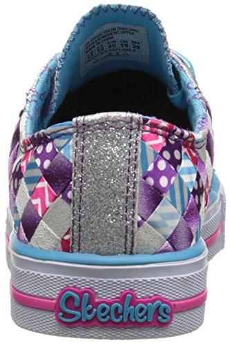 d1e80e7407b3 Skechers Kids 10455L Light-Up Sneaker (Little Kid Big Kid) - Buy ...
