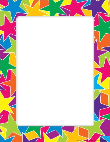 Graphic Stars Printer Paper (TF3569)