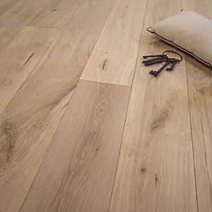 Wide Plank 7 1 2 X 1 2 European French Oak Unfinished