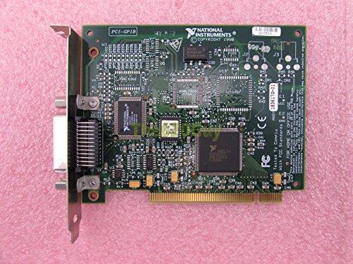 Ni National Instruments Pci Gpib Ieee 488 2 24 Pin Daq Interface Card 183617G 01