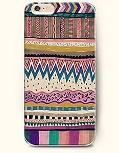 SevenArc Aztec Indian Chevron Zigzag Pattern Hard Case for Apple iPhone 6 Plus 5.5' (2014) ( Egypt Tribal Desgin...