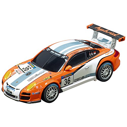 carrera go 20064025 voiture de circuit porsche gt3 hybrid la caverne du jouet. Black Bedroom Furniture Sets. Home Design Ideas