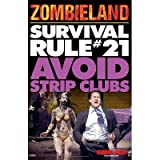 Zombieland Survival Rule 21 Movie Poster