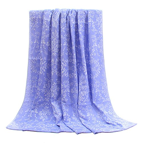 DHWM-Pure cotton towels are thick double layer towel blanket and cotton summer air conditioning is to double the student summer cool be 150200cm