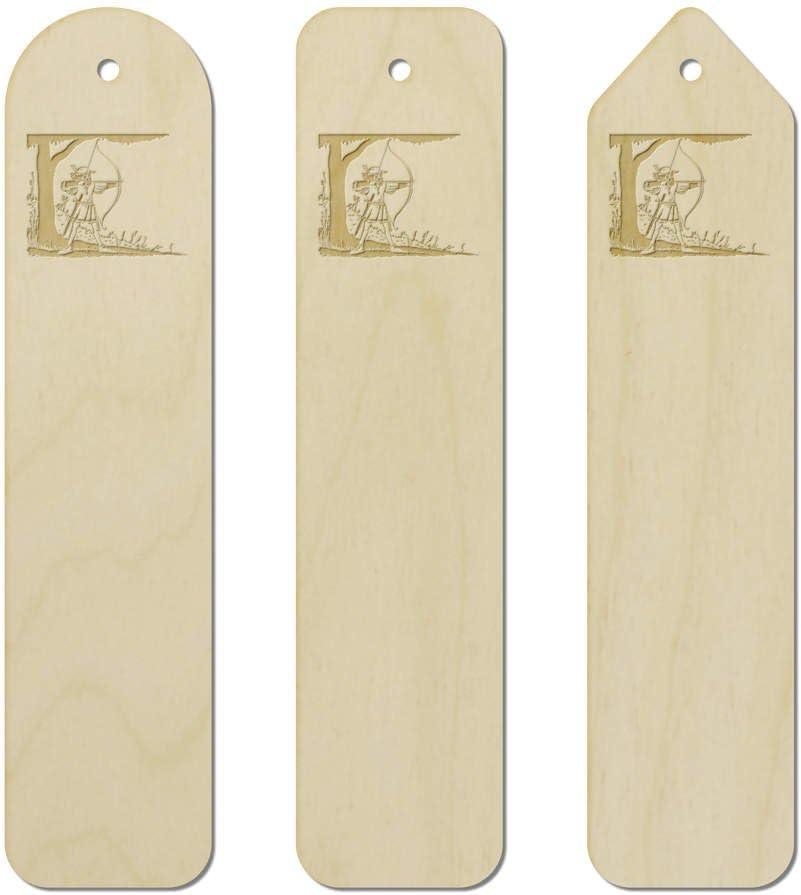 Azeeda 3 x Robin Hood Birch Bookmarks BK00009486