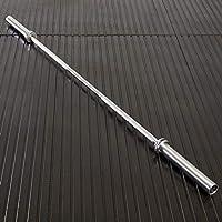 Mirafit M3 1500lb Womens Olympic Barbell 15kg Weight Power Lifting Bar Dead Lift