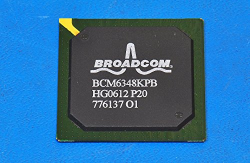 SINGLE-CHIP ADSL2+ CPE DEVICE WITH INTEGRATED CPU TRANSCEIVER AND BCM6348KPB