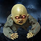 Halloween Crawling Baby With Scary Screaming Sound Halloween Decorations By Wel. Cumbac