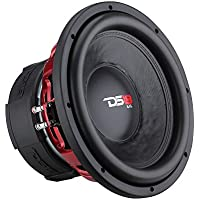 DS18 EXL-X12.4D Extremely Loud 12-Inch 2000 Watts Competition Subwoofer with Dual 4-Ohms Voice Coil