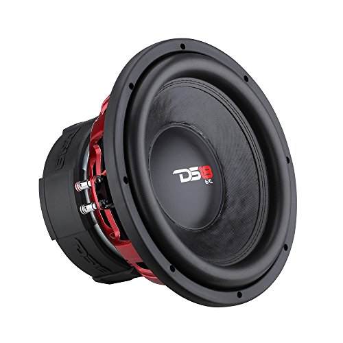 DS18 EXL-X12.4D Subwoofer in Black - 12