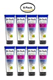 PACK OF 8 - Dr. Teal's Shea Enriched Foot Cream, 8 oz