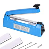 8'' Bag Sealer Handheld Heat Impulse Sealing Machine