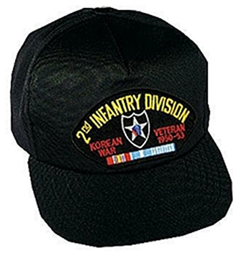 US Army Korea 2nd Infantry Division Ball Cap