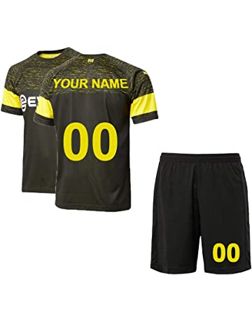 8183bd3b7 2018-2019 (Home & Away) UEFA Soccer Jersey Personalised Any Name and Number