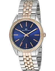 Oceanaut Womens OC7414 Analog Display Quartz Two Tone Watch