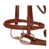 Paris Tack Padded Raised Fancy Stitched Leather