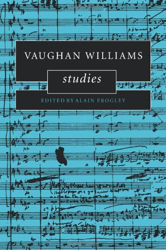 Vaughan Williams Studies (Cambridge Composer Studies)