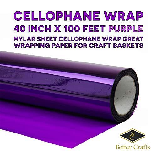 Cellophane Wrap 40