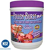 Pollen Burst Plus - Gushing Grape 375g - 2 Canisters