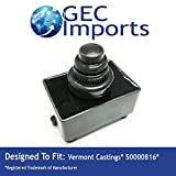 vermont castings vm400 - GEC Products 50000816 Push Button Ignitor