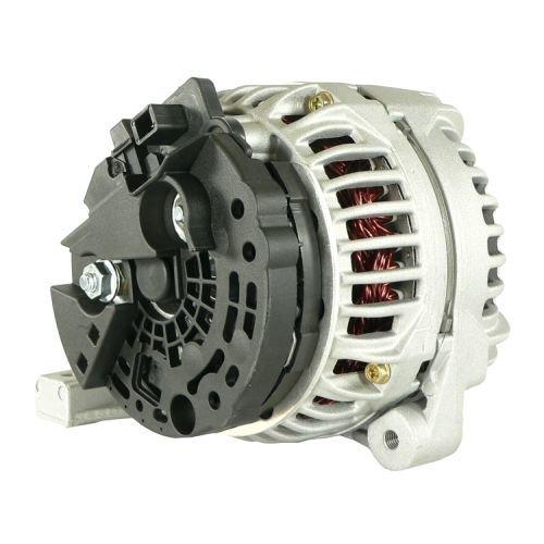 lactrical nuevo Alternador para Volvo S40 V40 S60 S80 V70 XC70 XC90 1,9 1.9L 2.4 2.4L 2.5 2.5L 4 cilindros al0820 X al0805 X al0755 X 0 - 124 - 525 - 0 ...