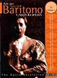 Arias for Baritone, , 0634053124