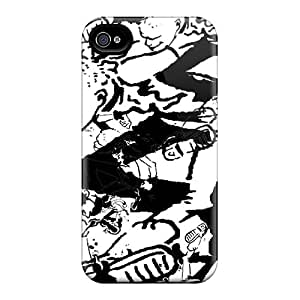 Premium Iphone 4/4s Case - Protective Skin - High Quality For Circle Jerks