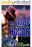 Man of Honor (Passion in Paradise Book 4)