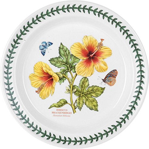 Portmeirion Exotic Botanic Garden Salad Plate with Hibiscus ()