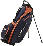 Wilson 2018 NFL Carry Golf Bag, Denver Broncos