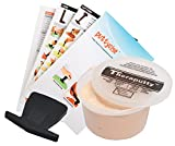TheraPutty Antimicrobial Exercise Putty Tan 1 LB + Puttycise Key Turn TheraPutty Exercise Tool + Manual Bundle