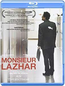 Monsieur Lazhar [Blu-ray] (Version française)