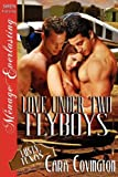 Love under Two Flyboys, Cara Covington, 1610348559