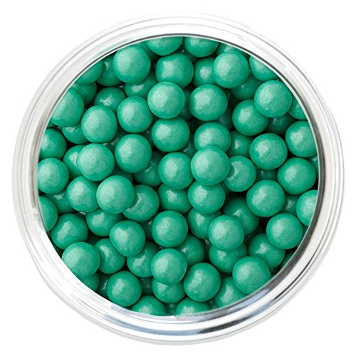 Sixlets Chocolate Balls Shimmer Turquoise 2 Pounds Chocolate Balls Candy
