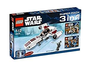 LEGO 66378 Star Wars - Pack 3 en 1
