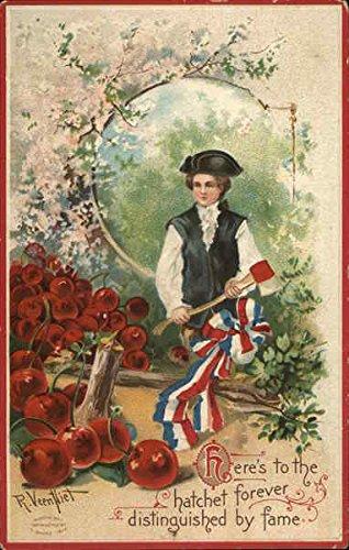 Amazon.com: George Washington and the Cherry Tree Patriotic ...