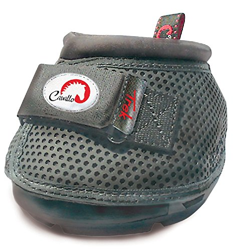 Cavallo Horse & Rider Trek Regular Sole Hoof Boot, Size 2