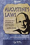 Book cover for Augustine's Laws, Sixth Edition
