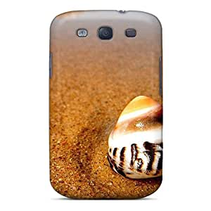 Fashionable ZkpjKnF9087CowoA Galaxy S3 Case Cover For Sandy Shell Protective Case