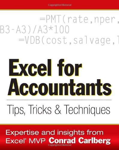 Excel for Accountants: Tips, Tricks & Techniques (Best Excel Tips For Accountants)