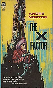 The X Factor by Andre Norton science fiction and fantasy book and audiobook reviews