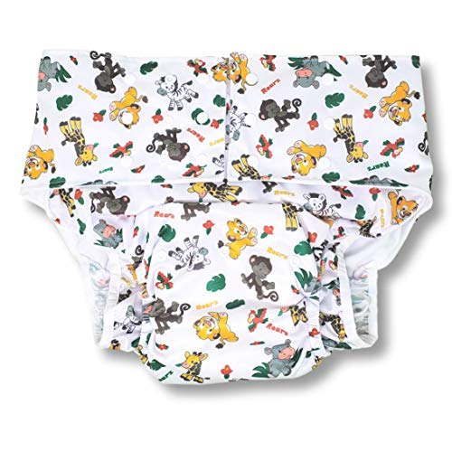 Rearz - Safari - One-Size Adult Pocket Diaper